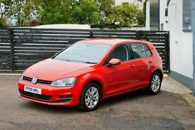 2013 VW GOLF MK7 1.6 TDI SE BMT £0 TAX BIG MPG FSH 2 KEYS 1 OWNER - ONLY £159 PM