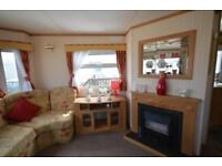 Static Caravan Lowestoft Suffolk 2 Bedrooms 6 Berth ABI Brisbane 2002 Broadland
