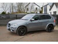 2010 BMW X5 3.0 XDRIVE30D M SPORT 5D AUTO FSH SPACE GREY DIESEL