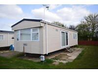 Static Caravan Nr Clacton-On-Sea Essex 2 Bedrooms 6 Berth Normandy Holiday 2009