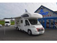 2007 CHAUSSON WELCOME 17 FIAT DUCATO 40 MULTIJET 3.0 DIESEL 160 BHP 6 SPEED MANU