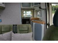 2010 MURVI PICCOLO MOTORHOME CAMPERVAN FIAT DUCATO 2.3 DIESEL 120 BHP 2 BERTH 4