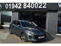 2012 62 MAZDA 3 1.6 VENTURE EDITION 5D 103 BHP SPORTS HATCH, 1 OWNER, 28-000M SH