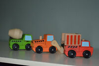 Melissa and Doug Puzzle Trucks