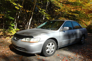 2002 Honda Accord gris Berline