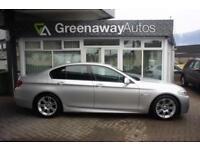 2013 BMW 5 SERIES 520D M SPORT £4405 WORTH OF EXTRAS SALOON DIESEL