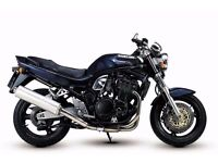 BREAKING SUZUKI GSF1200 BANDIT - ALL PARTS AVAILABLE