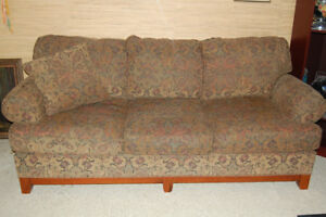 Paisley 3-seater Couch / Sofa - custom built by Parks Furniture