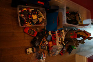 Playmobil - Large Lot of assorted pieces