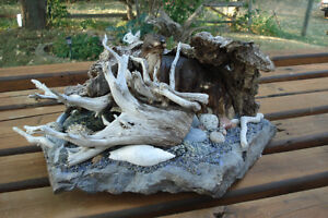 Hand Crafted Sculpture - Otters Along Rivers Edge Peterborough Peterborough Area image 3