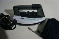Travel steam iron