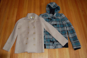 j.crew and song jacket clothing lot women's