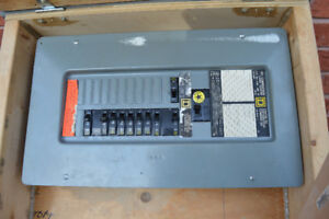 Electric circuit breaker panel for sale