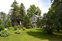 Cute Hobby Farm w/7.9 acres = Close to Lake, Skiing, Nature