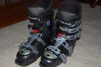 Boys/Mens Head Ski Boots (Excellent Condition)