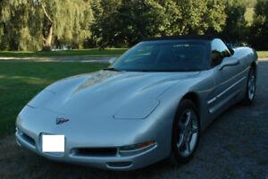 2001 Corvette Convertible