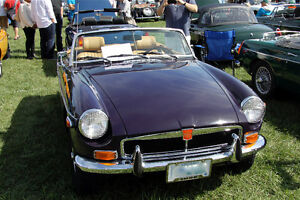 1973 MGB Roadster - Overdrive