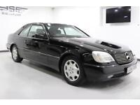 1993 Mercedes-Benz 600 SEC
