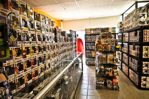 1000+ differentes figurines FUNKO POP! en Magasin a Montreal!