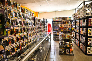 1300+ differentes figurines FUNKO POP! en Magasin a Montreal!