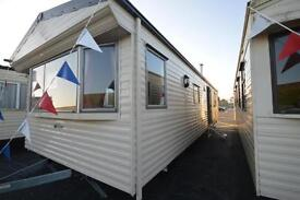 Static Caravan Dymchurch Kent 2 Bedrooms 6 Berth Willerby Rio 2011 New Beach