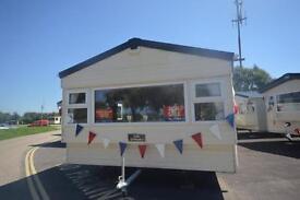 Static Caravan Chichester Sussex 2 Bedrooms 6 Berth Delta Celebration 2013
