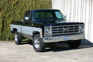 Wanted 1973-1979 Chevy Truck