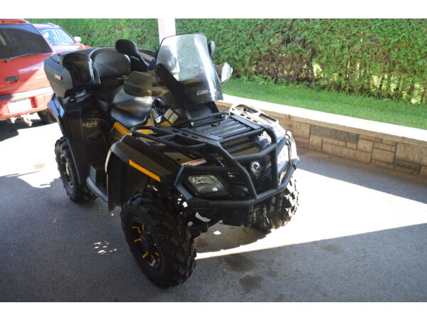 Used 2010 Can-Am Outlander XT-P