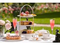 6x afternoon tea stands or cake stands