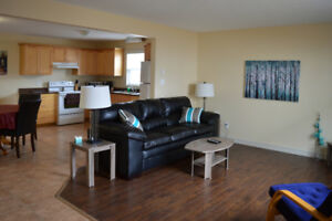 Fully furnished 4 bedroom apartment in Moncton