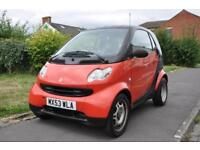 Smart Fortwo 0.7 City Pure 3dr (1 owner , low miles)
