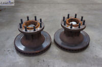 Front Dually Spacer Hub / Rotor Assembly 94-99 Dodge Ram 3500 Norfolk County Ontario Preview
