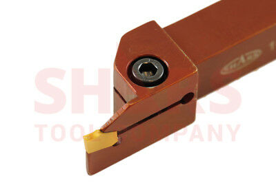 Shars 58 X 58 Shank Precision Grooving Profile Turning Tool Holder Gtn 2 New