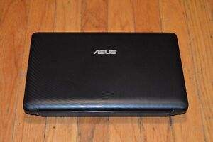ASUS Portable Netbook w/Win 7 Pro / 250 GB HDD ** SMALL!!! **