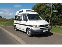 Auto Sleeper Trident 4 Berth Hi-Top Campervan