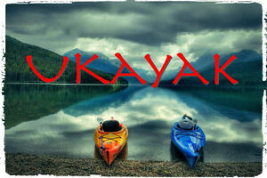 UKayak - We Provide It, You Live It