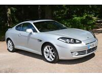 2008 HYUNDAI COUPE 2.0 SIII 3dr ONLY 39,000 MILES