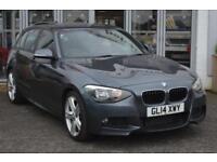 2014 BMW 1 SERIES 118d M Sport 5dr