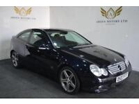 Mercedes-Benz C180 Kompressor 1.8 auto 2006MY Sport Edition