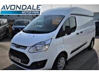 2016 FORD TRANSIT CUSTOM 310 TREND LWB L2 HIGH ROOF H2 VAN PANEL VAN DIESEL