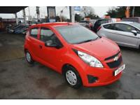Chevrolet Spark 1.0 manual 2011 5 doors ONE OWNER FROM NEW SAT NAV