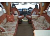 2004 AUTOCRUISE STARBLAZER PEUGEOT BOXER 330 LX LWB 2.8 HDI 5 SPEED DIESEL MANUA