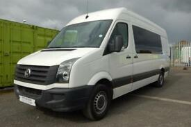 2014 Volkswagen Crafter CR35 2 Berth Professional Conversion 6 speed