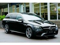 Mercedes-Benz E-CLASS E63 S AMG 4Matic+ Premium 5dr 9G-Tronic - Panorami Auto Es