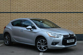 Citroen DS4 1.6e-HDi ( 115bhp ) Airdream 2013MY DStyle