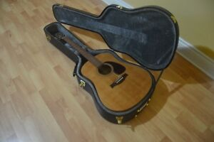 Seagull Guitar with Case.