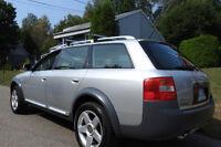 2004 Audi Allroad Familiale