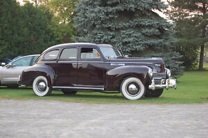 1940 Chrysler Royal 4 door Limo