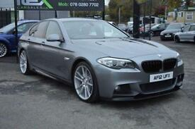 2012 12 BMW 5 SERIES 2.0 520D M SPORT 4D 181 BHP****M PERFORMANCE KIT**** DIESEL