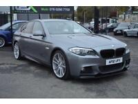 2012 12 BMW 5 SERIES 2.0 520D M SPORT 4D 181 BHP****M PERFORMANCE KIT**** DIESEL
